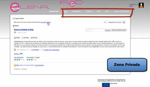 Vídeo Red social para la ciudadanía del proyecto ELENA