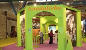 Stand General Comarca del Guadalteba Feria de los Pueblos de Málaga 2005